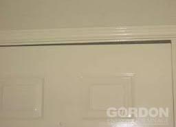 Jammed Doors - Foundation Settlement
