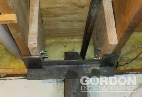Wall Bracing Olathe Ks Gordon Energy Amp Drainage