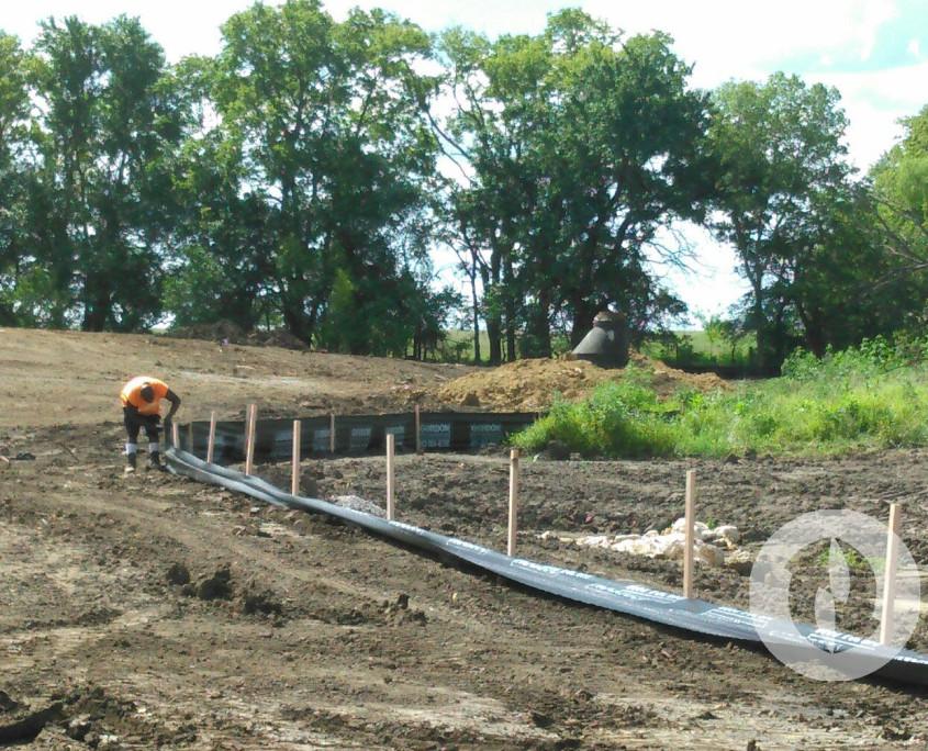 Silt Fence Spring Hill Gordon Energy Amp Drainage
